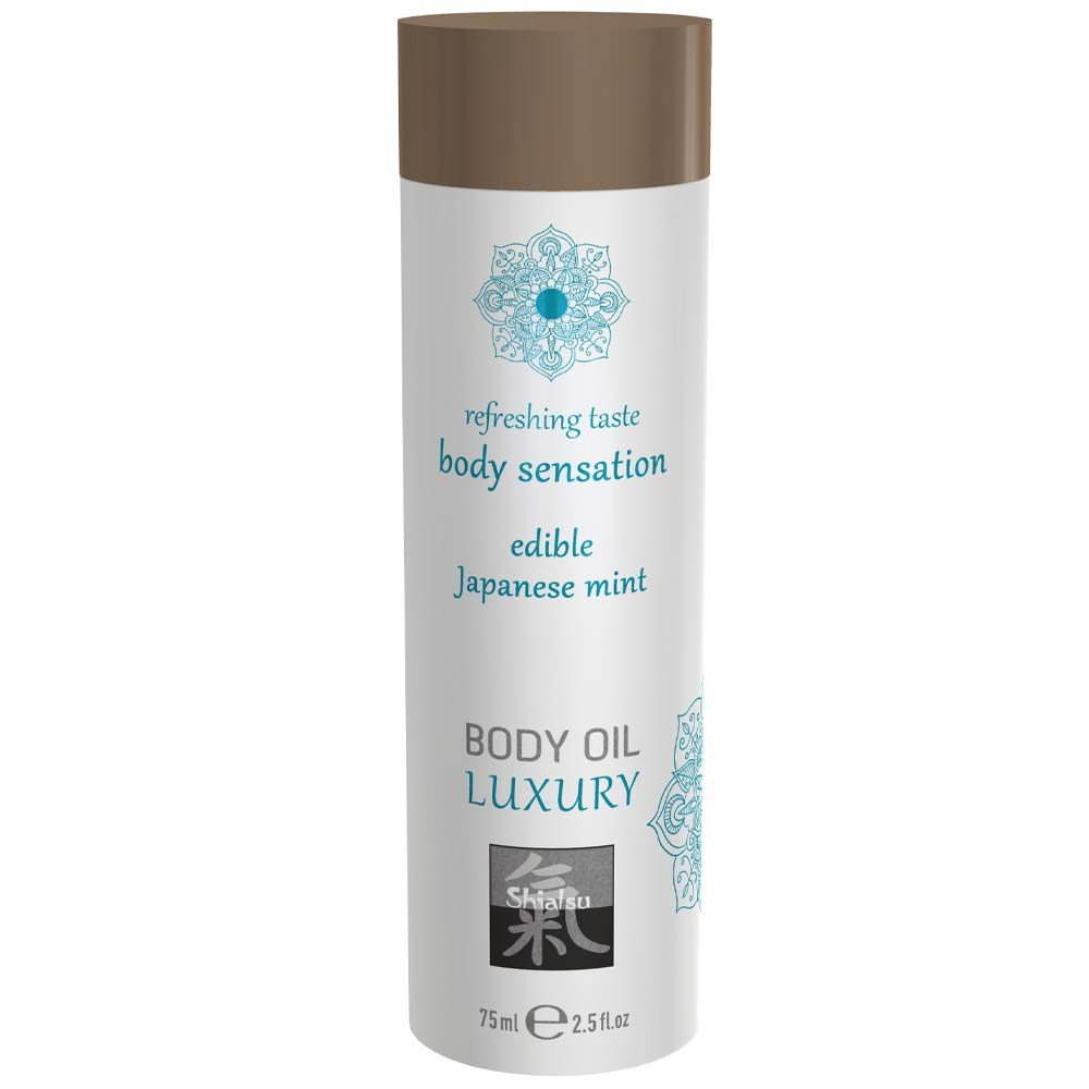 Shiatsu Body Luxury menta