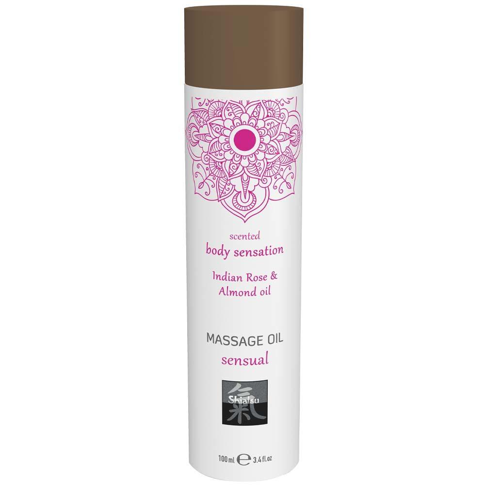 ulei aromat pentru masaj Shiatsu Sensual 100 ml