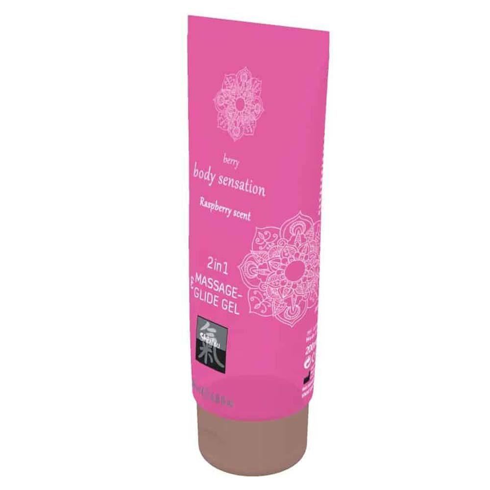 Raspberry Scent 2 in 1 200 ml