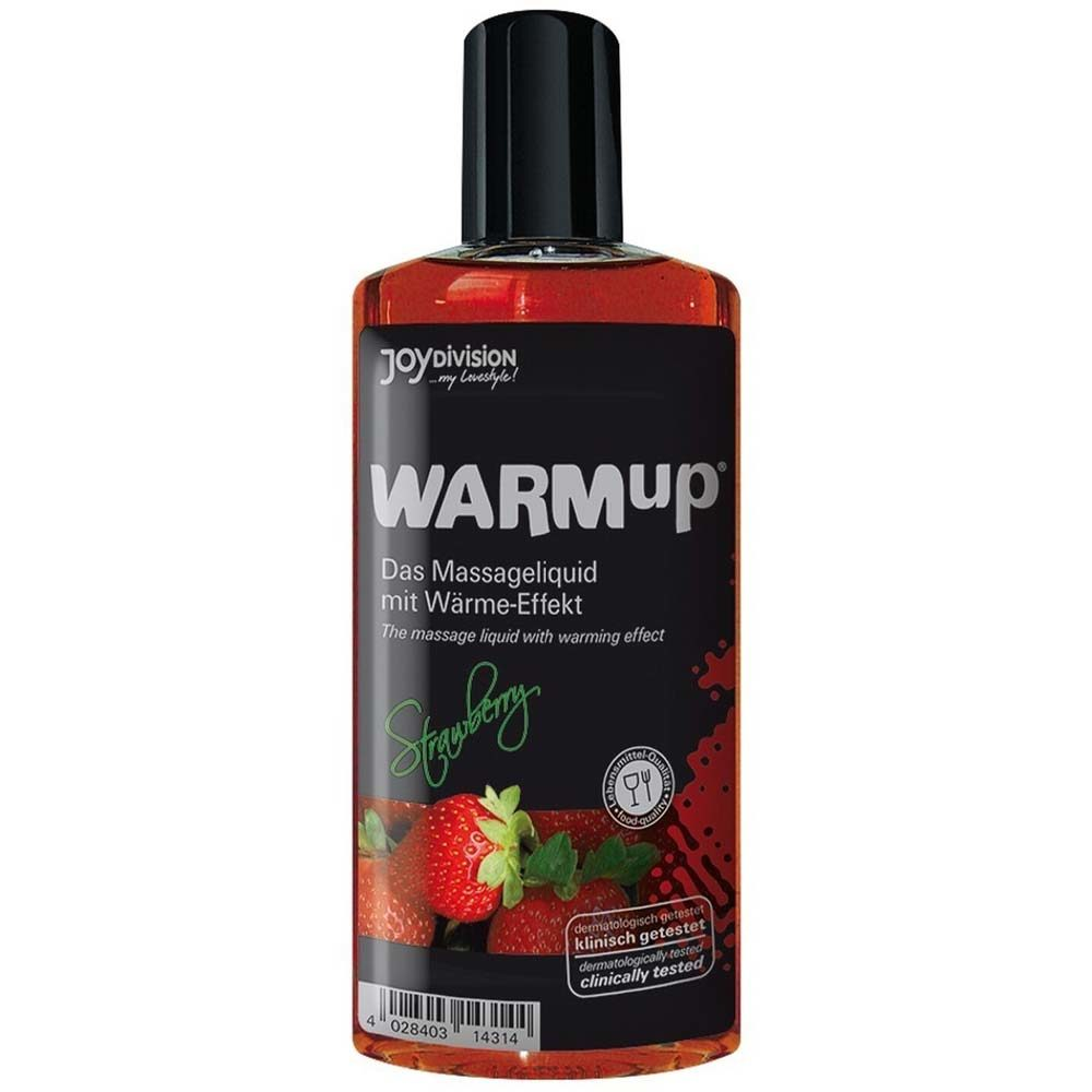 WARMup joydivision capsuni