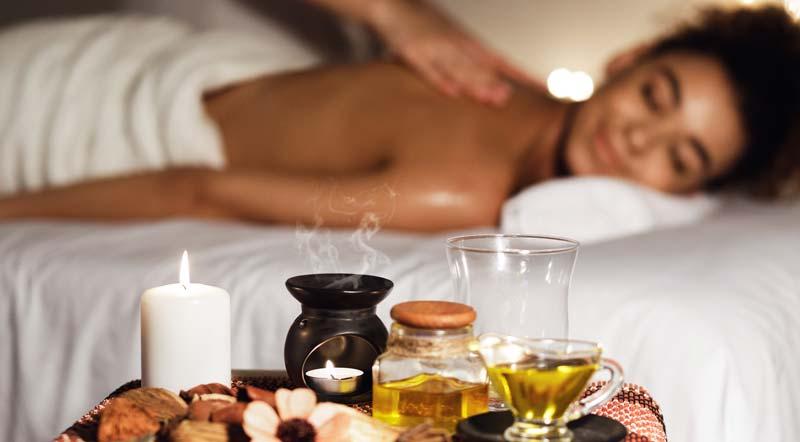 masaj aromaterapeutic