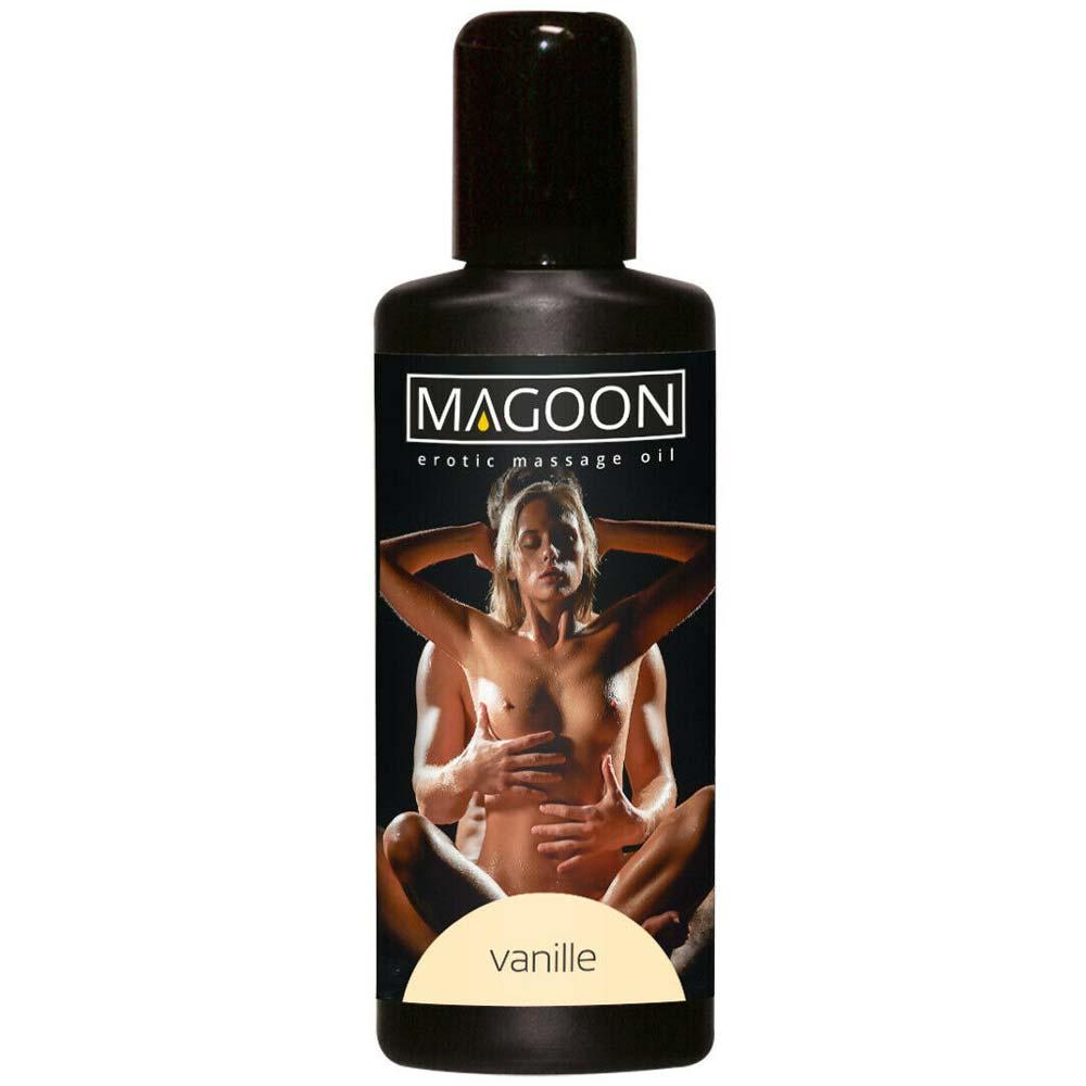 ulei aromat pentru masaj erotic magoon cu vanilie