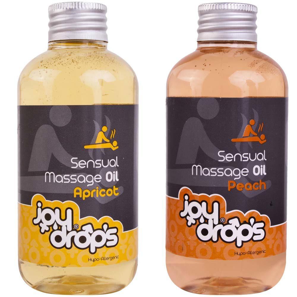 ulei de masaj sensual oil cu arome