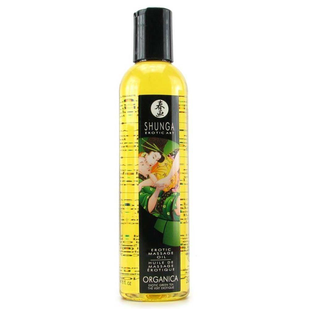 ulei-pentru-masaj-Organica-cu-aroma-de-ceai-verde