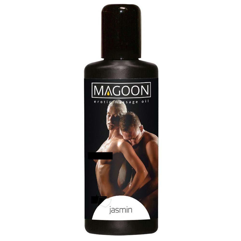 ulei pentru masaj erotic magoon cu aroma de iasomie