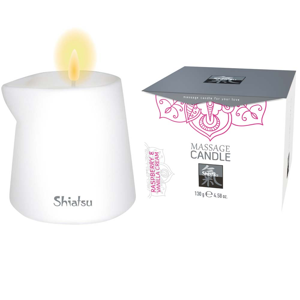 massage candle shiatsu lumanare masaj