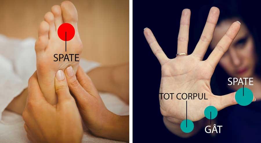durere-de-gat-masaj