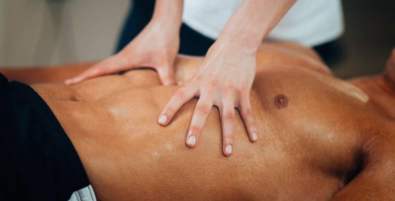 masajul abdominal ajuta la slabit