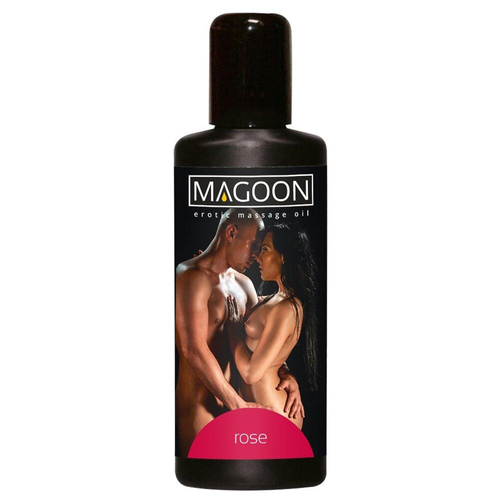 Rose Massage Magoon 100 ml