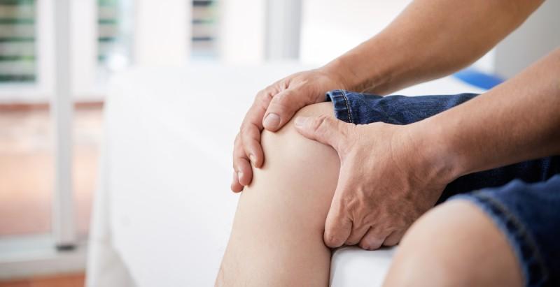 automasajul pentru durerea de genunchi